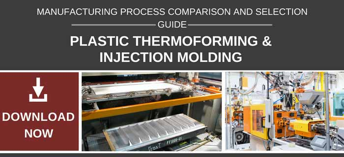 Injection Molding vs Plastic Thermoforming Process Comparison and Selection Guide download