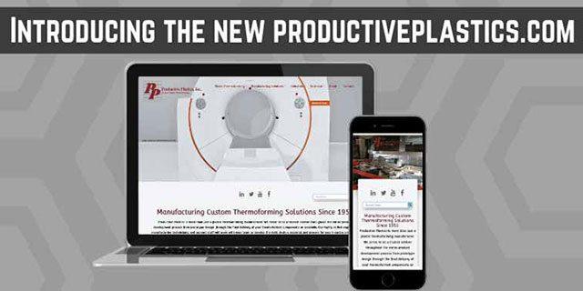 Introducing the New productiveplastics.com